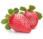strawberries good for your smile
