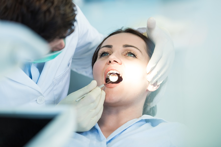 Las Vegas Dentist root canal therapy