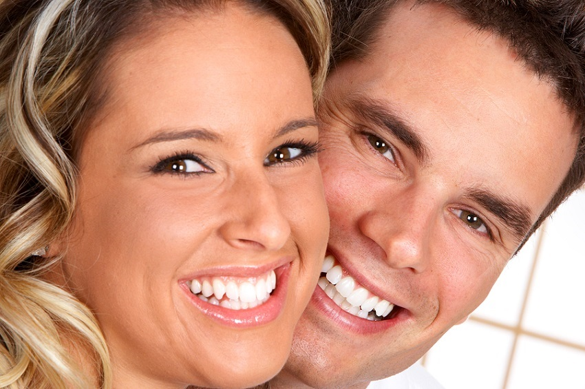 Las Vegas professional teeth whitening with GLO